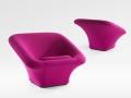 Artifort Nest fauteuil voor wacht- of studeerkamer