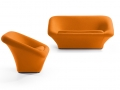 Artifort Nest lounge fauteuil en sofa