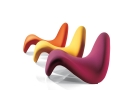 Artifort Tongue fauteuils diverse kleuren