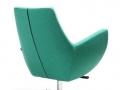 UMM leustoel fauteuil groen