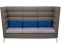 Modulaire lounge bank Cave