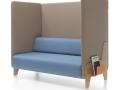 Phone chair, telefoonstoel Chill Out voor wachtruimte