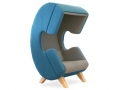 First Call phone chair in stilte bellen akoestische fauteuil
