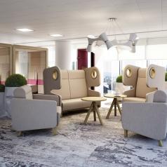 Akoestische meubelen