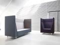 Modulaire zitbank Voo Voo 9XX phone chair, telefoonstoel, stilte- en rustplek