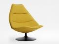 Artifort armchair F584-F585-F586 voor studeerkamer, lounge