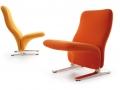 Artifort Concorde lounge fauteuils