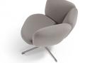 Artifort Bras Easy Chair armchair voor lobby, foyer of wachtruimte