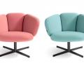 Artifort Bras Easy Chair lounge leunstoel