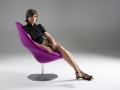 Artifort Globe lounge chair fauteuil
