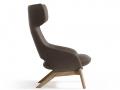 Artifort Kalm foyer fauteuil
