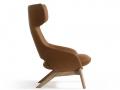 Artifort Kalm lobby armchair