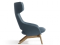 Artifort Kalm lounge armchair