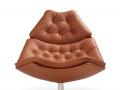 Artifort armchair F587 voor wachtruimte of -hal