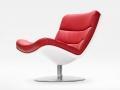 Artifort F978 fauteuil voor leeshoek, spreek- of studeerkamer