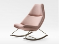 Artifort Rocking Chair schommelfauteuil