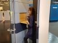 Phone booth Hush