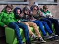 Schoolplein-, speelplaatsmeubilair