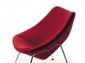 Zitelement lounge fauteuil Artifort Oyster