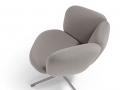 Lounge & ontvangstfauteuil Artifort Bras Easy Chair