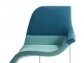 Zitelement lounge chair Artifort Gemini