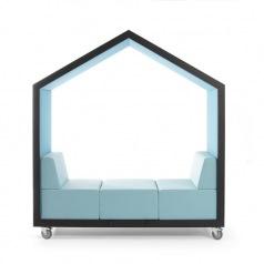 Treehouse modulaire zitunit