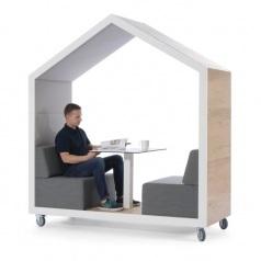 Verrijdbare werkunit Treehouse