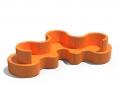 Cloverleaf-bank-oranje-slinger