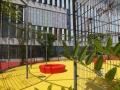 Outdoor zitbank scholen