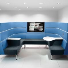 Connection Akoestische Lounge Bank