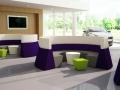 Modulair zitsysteem Hive phone chair, stilteplek of rustplek, rustig bellen