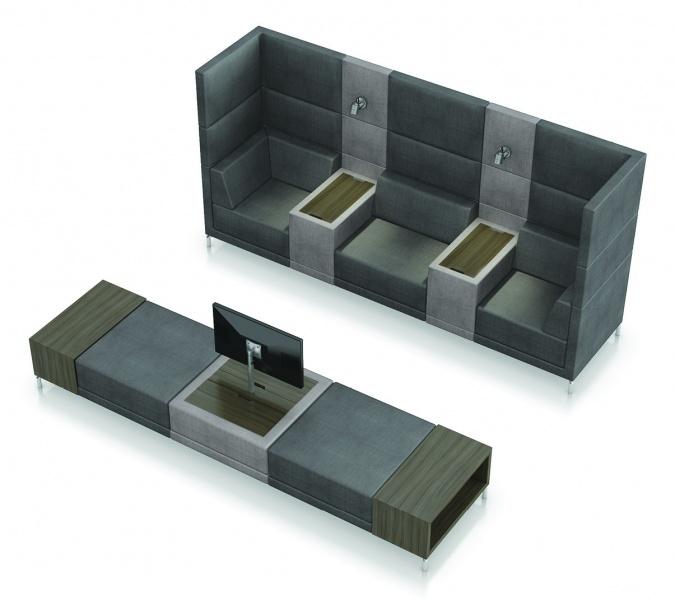 wachtruimte meubilair workways